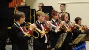 Bilton Silver (Rugby) in Concert